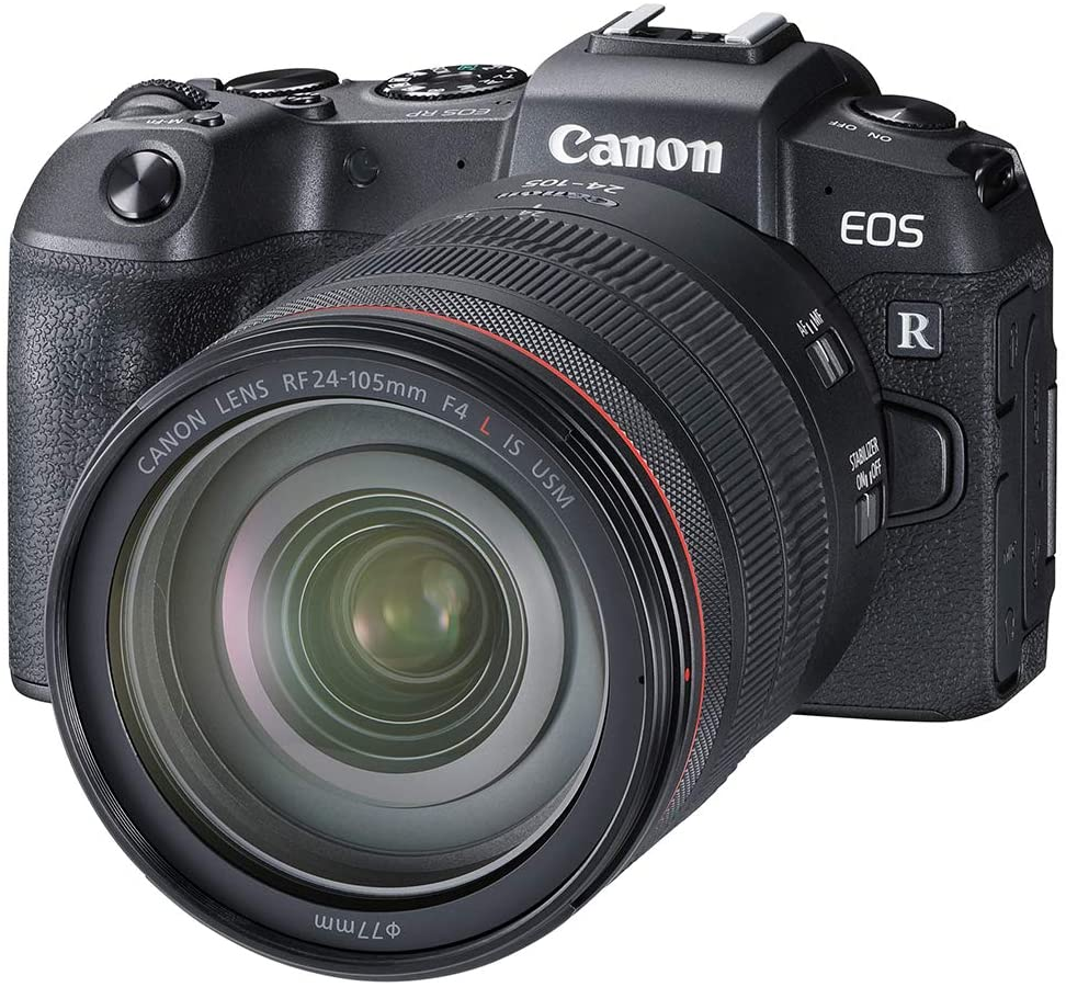 Hot Deal: Refurbished Canon EOS RP w/ RF 24-105mm F4 L IS USM Kit for $1,453.50