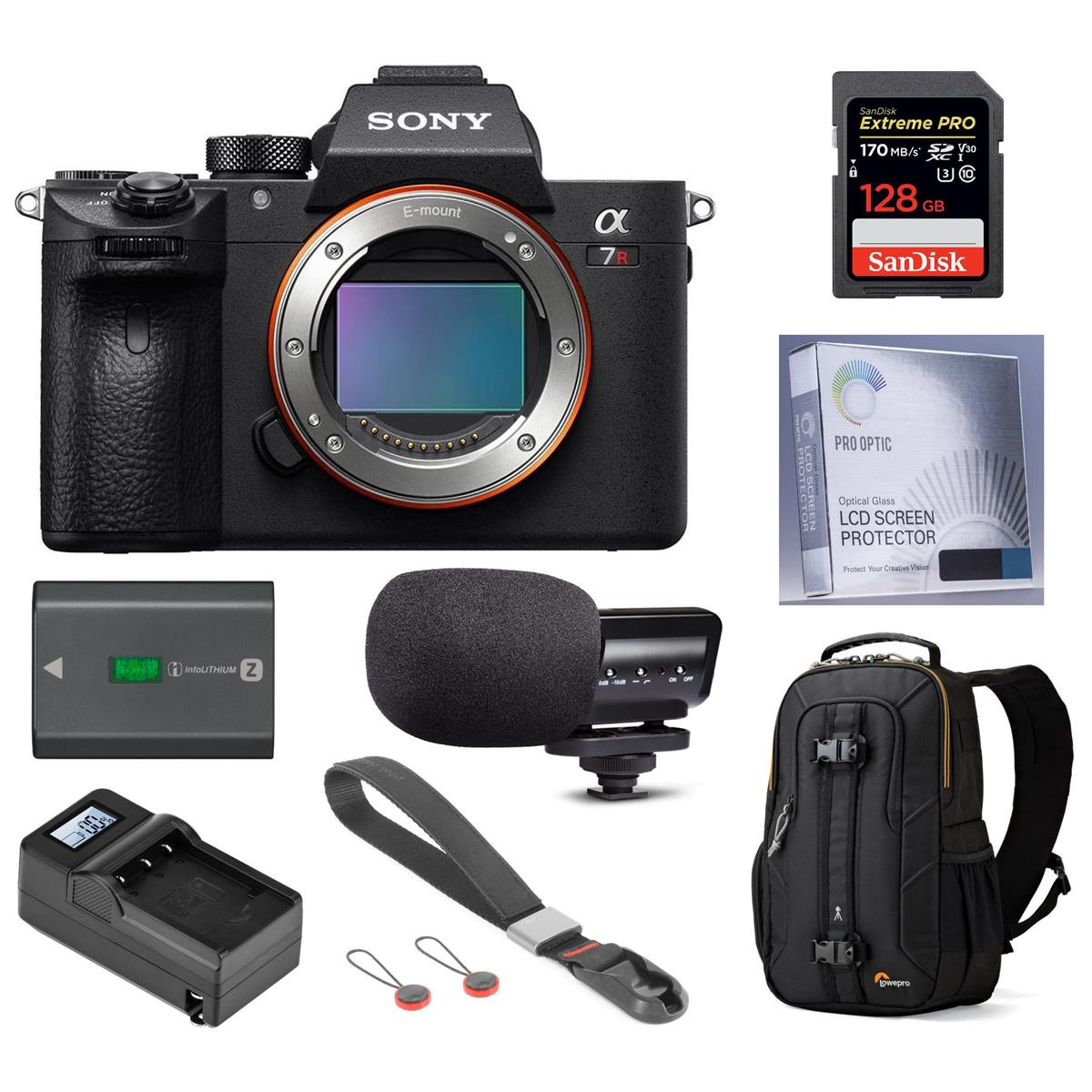 Hot Deal: Sony A7R III w/ Free Kit for $1,998!