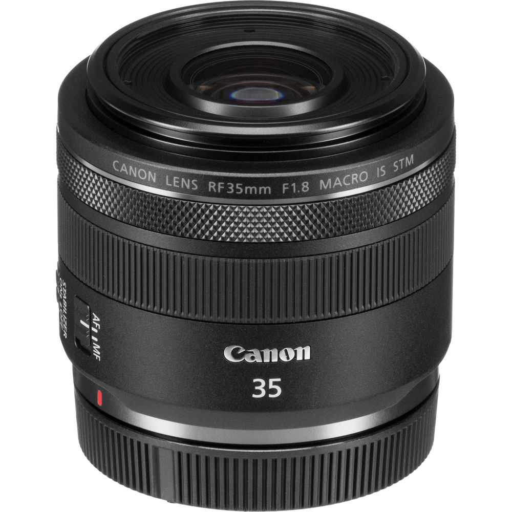 Hot Deal: $100 Off on Canon RF 35mm F1.8 Macro IS STM Lens
