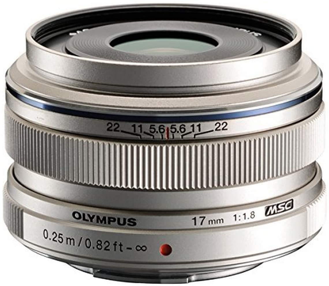 Hot Deal: Olympus M.Zuiko 17mm F1.8 Lens for $329.05, 45mm F1.8 Lens for $289.91